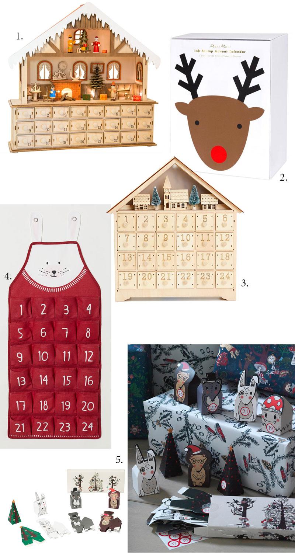 Kalendarze Adwentowe Lilinatura